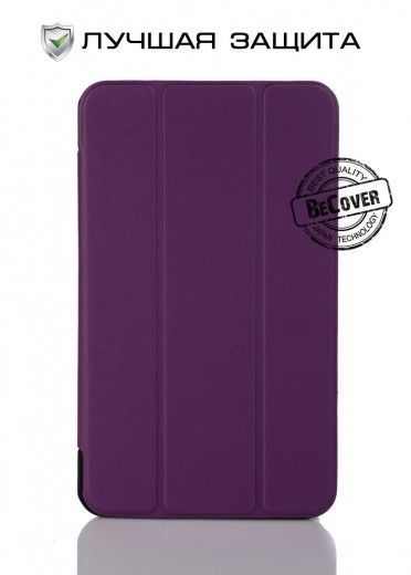Чехол-книжка BeCover Smart Case для Samsung Tab 4 7.0 T230/T231 Purple