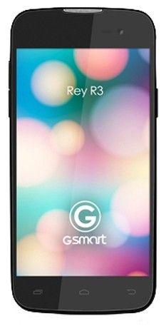 Мобильный телефон Gigabyte GSmart Rey R3 Black