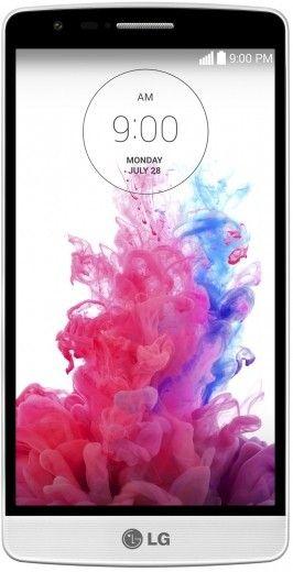 Мобильный телефон LG G3s Dual D724 White