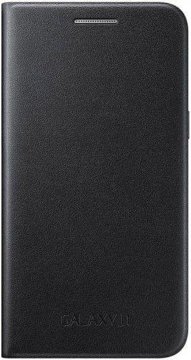 Чехол Samsung EF-FJ100B для Samsung Galaxy J1 J100H Black (EF-FJ100BBEGRU)
