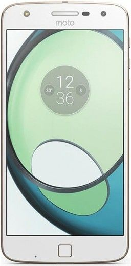 Мобильный телефон Motorola Moto Z Play (White/Fine Gold/Sugar White)