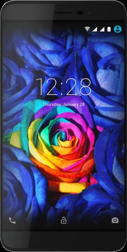 Мобильный телефон Coolpad Porto S Dark Gray
