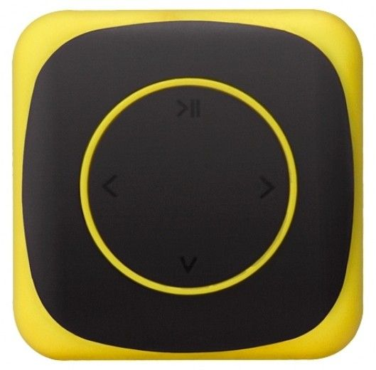 MP3-плеер Texet T-3 4GB Yellow