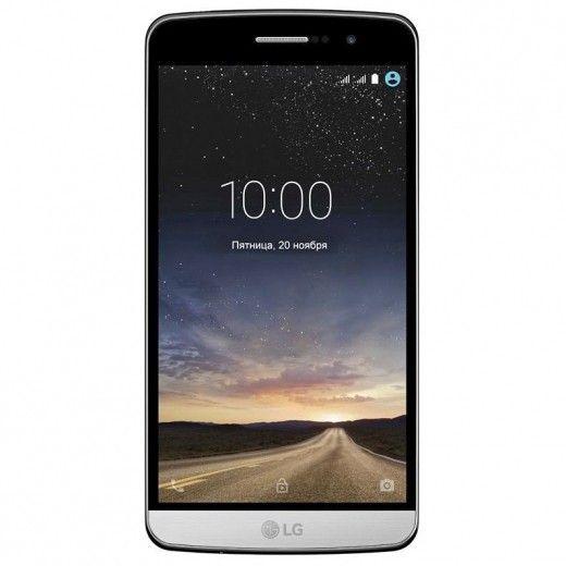 Мобильный телефон LG Ray X190 Black-Silver