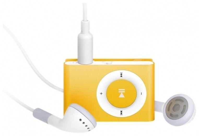 MP3-плеер Jeka Clip 4GB Gold