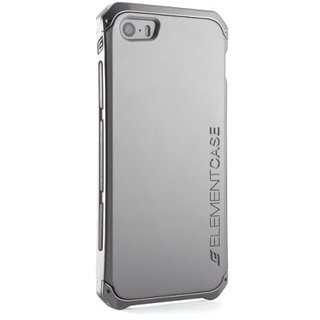 Чехол для iPhone SE/5S Element Case Solace Chroma Silver (API5-1411-SS00)