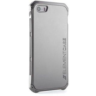 Чехол для iPhone SE/5S Element Case Solace Chroma Silver (API5-1411-SS00)