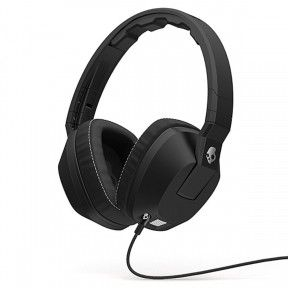 Навушники Skullcandy Crusher Mic1 Black (S6SCDZ-003)