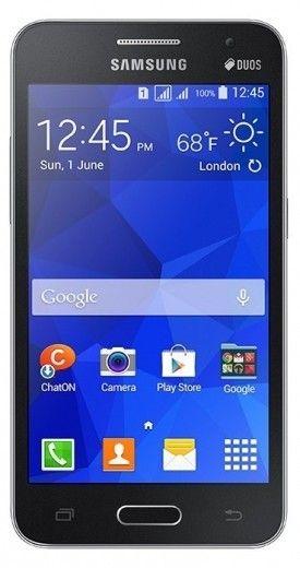Мобильный телефон Samsung Galaxy Core 2 G355 Black