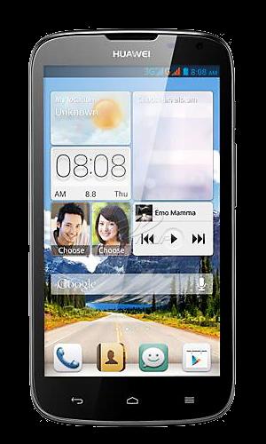 Мобильный телефон Huawei Ascend G610-U20 DualSim Black