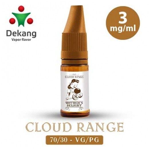 Жидкость для электронных сигарет Dekang Cloud Range «Mothers Delight» 3 мг/мл