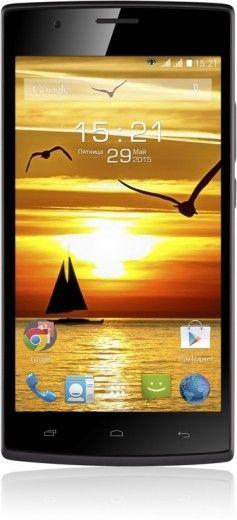 Мобильный телефон Fly FS501 Nimbus 3 Black