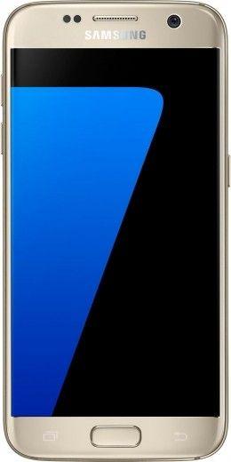 Смартфон Samsung Galaxy S7 Duos G930 (SM-G930FZDUSEK) Gold