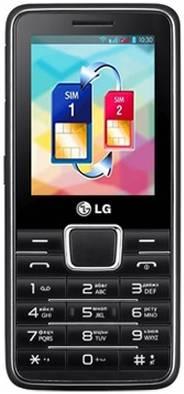 Мобильный телефон LG A399 Black