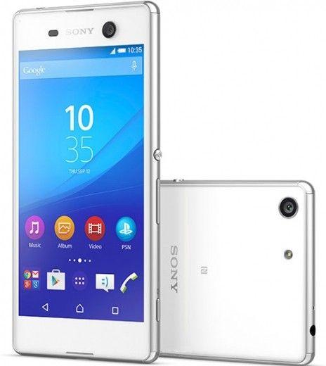 Мобильный телефон Sony Xperia M5 E5633 White