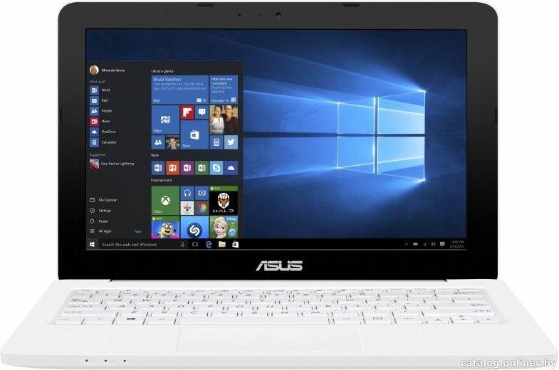 Ноутбук ASUS EeeBook E202SA (E202SA-FD0012D) White
