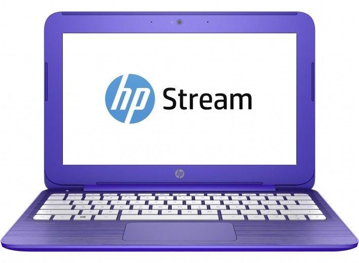 Ноутбук HP Stream 11-r001ur (N8J56EA) Purple