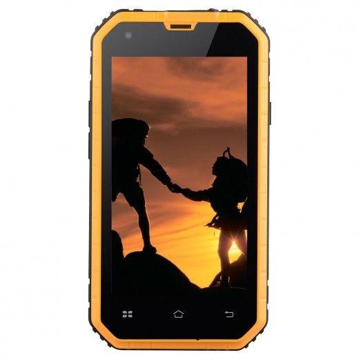 Смартфон Astro S450 RX Orange