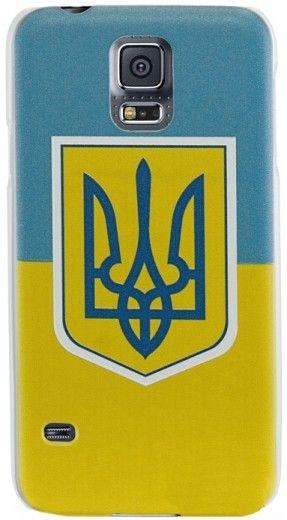 Чехол Facecase Paiting для Samsung Galaxy S5 Ukraine