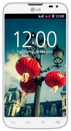 Смартфон LG L70 D325 Dual Sim White