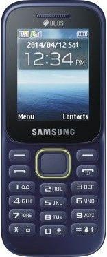Мобильный телефон Samsung B310E Dual SIM Blue