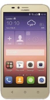 Мобильный телефон Huawei Ascend Y625 Gold