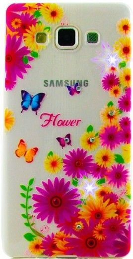 Панель Diamond Silicone Samsung I9300 (S3) Lovely Daisies
