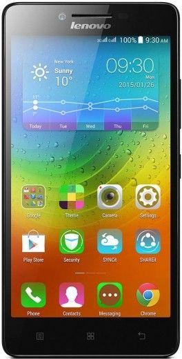 Мобильный телефон Lenovo A6000 Black