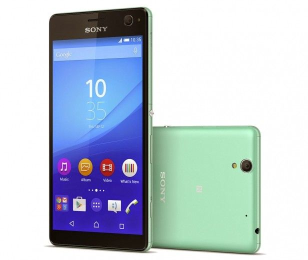 Мобильный телефон Sony Xperia C4 Dual E5333 Mint