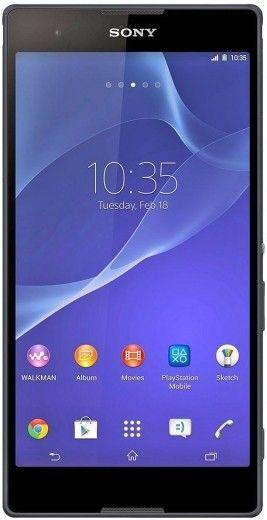 Мобильный телефон Sony D5322 Xperia T2 Ultra Black