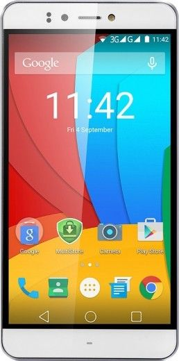 Мобильный телефон Prestigio MultiPhone 3530 Muze D3 (PSP3530DUOWHITE) White