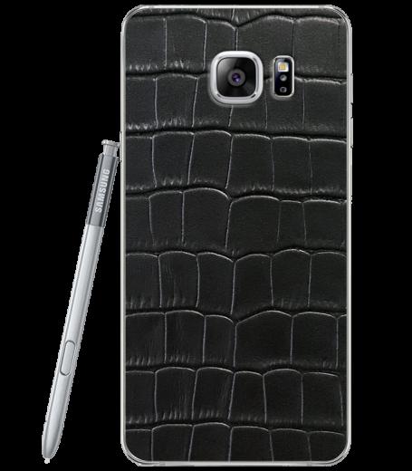 Кожаная наклейка Classic Croco  для Samsung Galaxy Note 5 (N920)