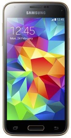 Мобильный телефон Samsung G800H Galaxy S5 Mini Duos Copper Gold