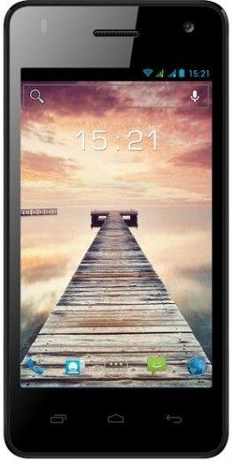 Мобильный телефон Fly IQ4491 Era Life 3 Black