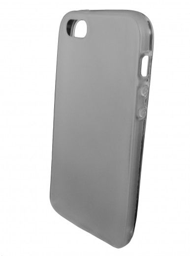 Чехол GlobalCase (TPU) для IPhone 5 Black