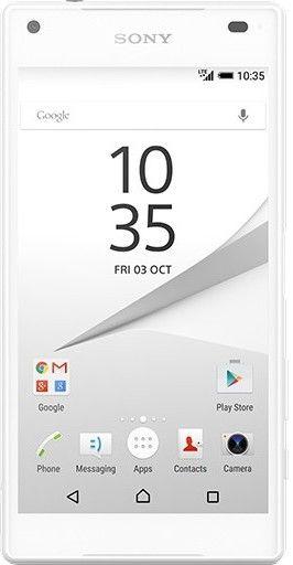 Мобильный телефон Sony Xperia Z5 Compact E5823 White