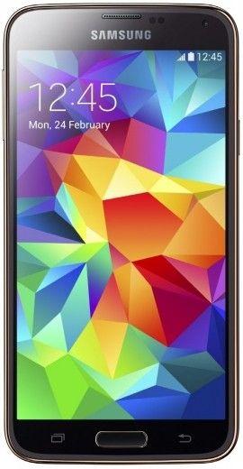 Мобильный телефон Samsung G900H Galaxy S5 (SM-G900HZDASEK) Copper Gold