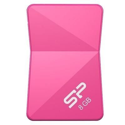 USB флеш накопитель Silicon Power Touch T08 8GB Peach (SP008GBUF2T08V1H)
