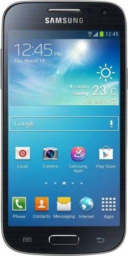 Мобильный телефон Samsung I9190 Galaxy S4 Mini Black