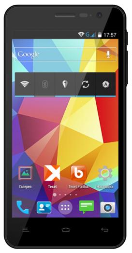 Мобильный телефон Texet TM-4972 X-square