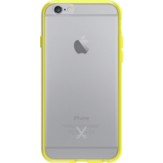 Чехол GoPhilo Bumper+ Case Yellow (PH008YE) for iPhone 6/6S (8055002390521)