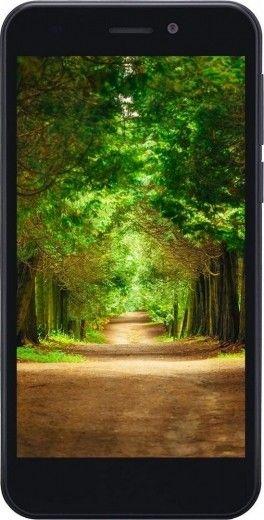 Мобильный телефон Nomi i507 Spark Black
