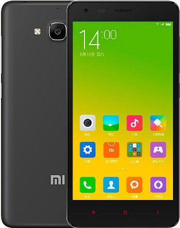 Мобильный телефон Xiaomi Redmi 2 Black