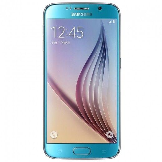 Мобильный телефон Samsung Galaxy S6 64Gb G920FD (SM-G920FZBVSEK) Blue