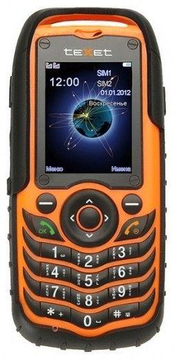 Мобильный телефон TeXet TM-510R Orange