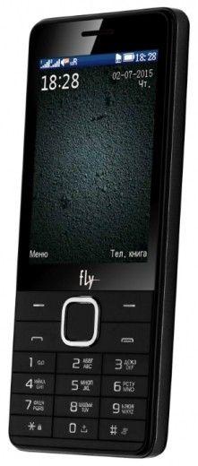 Мобильный телефон Fly FF301 Black