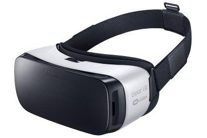 Очки виртуальной реальности Samsung Gear VR CE (SM-R322NZWASEK)