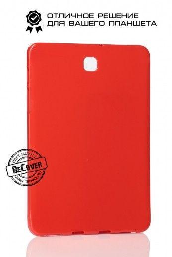 Силиконовый чехол BeCover для Samsung Tab S2 8.0 T710/T715 Red