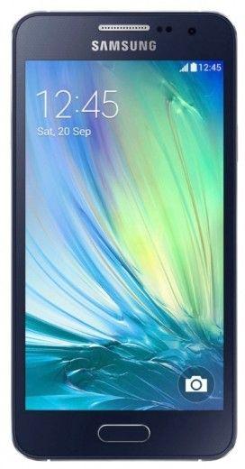 Мобильный телефон Samsung Galaxy A3 SM-A300H Black