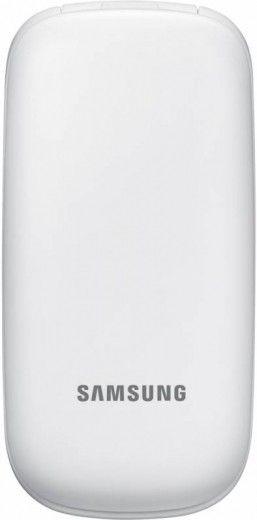 Мобильный телефон Samsung E1272 Ceramic White